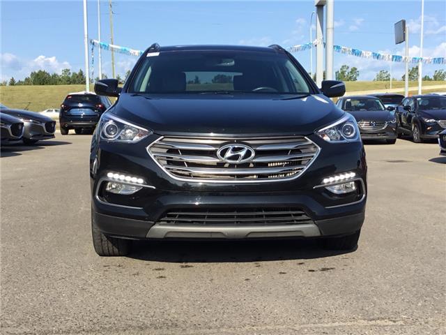 2018 Hyundai Santa Fe Sport 2.0T Limited (Stk: K7890) in Calgary - Image 2 of 24
