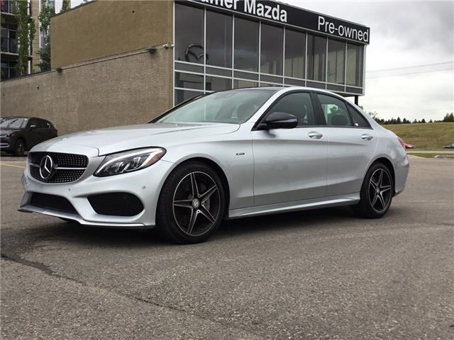 2016 Mercedes-Benz C-Class Base (Stk: K7893) in Calgary - Image 1 of 23