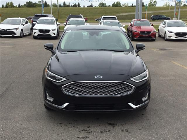 2019 Ford Fusion Hybrid Titanium (Stk: K7899) in Calgary - Image 2 of 24