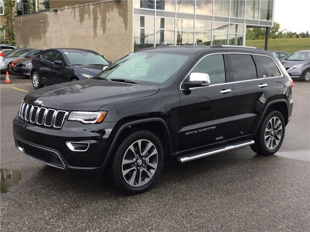 2018 Jeep Grand Cherokee Limited (Stk: N4416A) in Calgary - Image 1 of 24