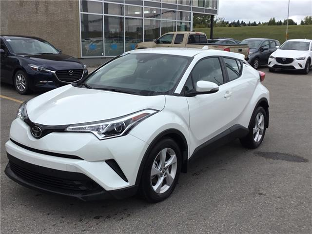 2019 Toyota C-HR Base (Stk: K7922) in Calgary - Image 1 of 21
