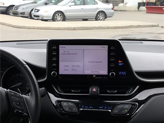 2019 Toyota C-HR Base (Stk: K7922) in Calgary - Image 12 of 21