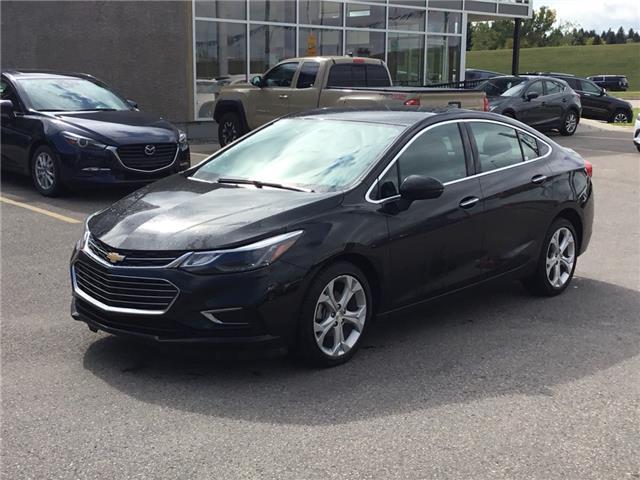 2018 Chevrolet Cruze Premier Auto (Stk: K7904) in Calgary - Image 1 of 21