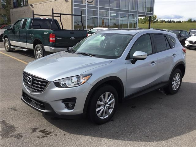 2016 Mazda CX-5 GS (Stk: N5032A) in Calgary - Image 1 of 23