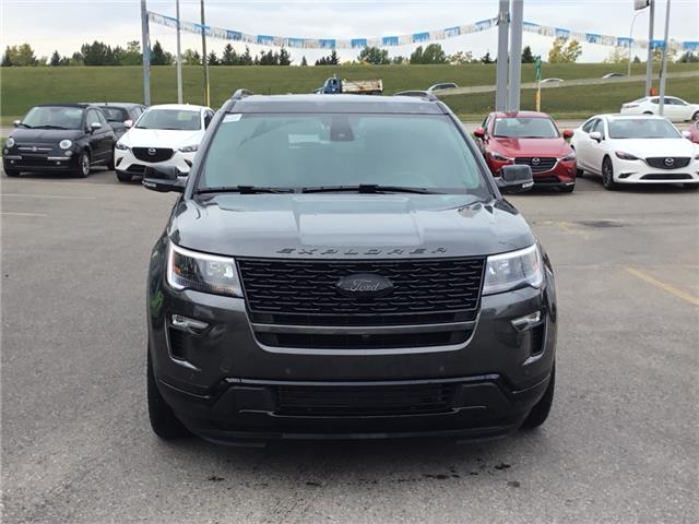 2018 Ford Explorer Sport (Stk: K7928) in Calgary - Image 2 of 26