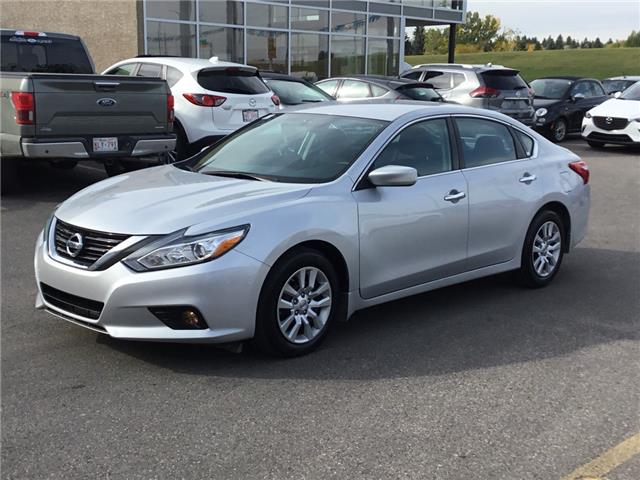 2017 Nissan Altima 2.5 (Stk: K7930) in Calgary - Image 1 of 18