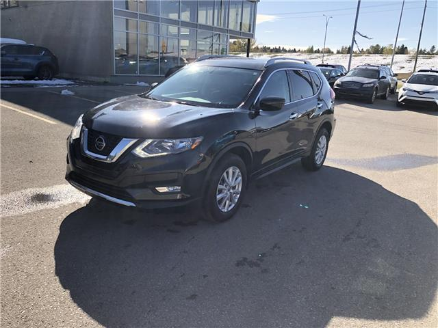 2018 Nissan Rogue  (Stk: K7937) in Calgary - Image 1 of 15