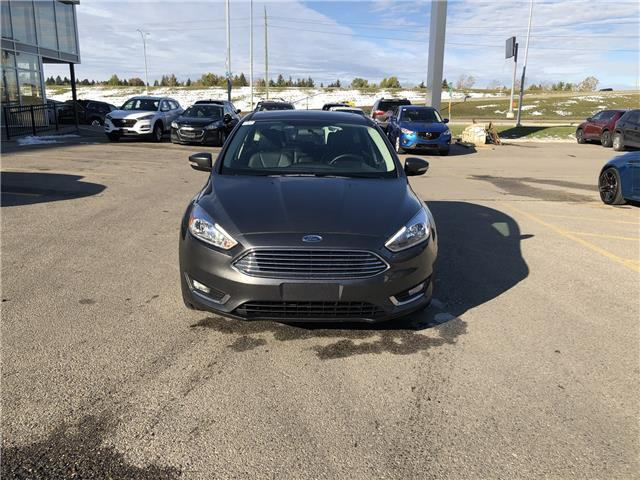 2018 Ford Focus Titanium (Stk: K7935) in Calgary - Image 2 of 15