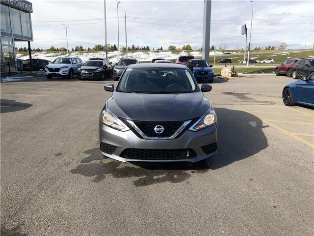 2018 Nissan Sentra 1.8 SV (Stk: K7938) in Calgary - Image 2 of 15
