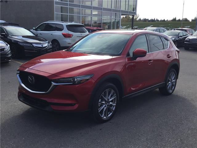 2019 Mazda CX-5 GT (Stk: K7955) in Calgary - Image 1 of 20