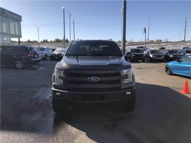 2017 Ford F-150 Lariat (Stk: N4905A) in Calgary - Image 2 of 17