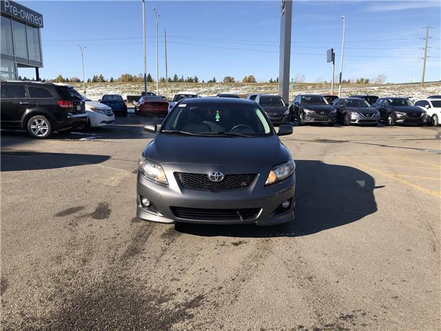 2010 Toyota Corolla S (Stk: K7923A) in Calgary - Image 2 of 14