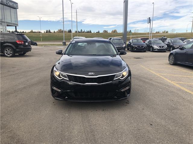 2019 Kia Optima LX+ (Stk: K7959) in Calgary - Image 2 of 15
