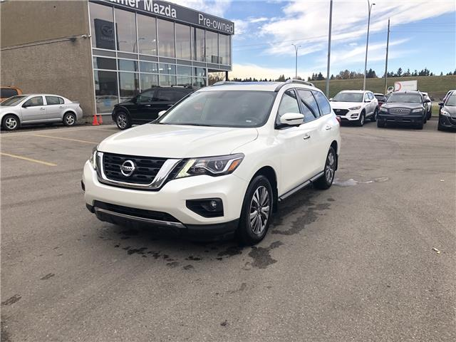 2019 Nissan Pathfinder  (Stk: K7960) in Calgary - Image 1 of 18