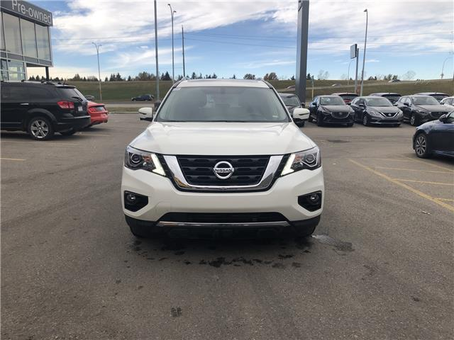 2019 Nissan Pathfinder  (Stk: K7960) in Calgary - Image 2 of 18