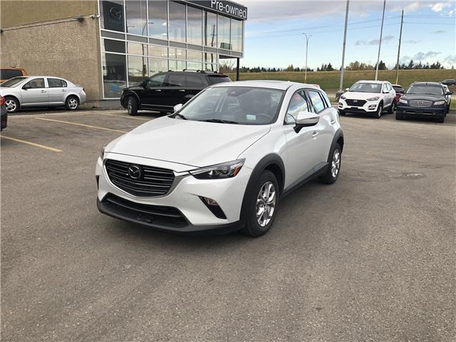 2019 Mazda CX-3 GS (Stk: K7952) in Calgary - Image 1 of 16
