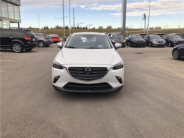 2019 Mazda CX-3 GS (Stk: K7952) in Calgary - Image 2 of 16