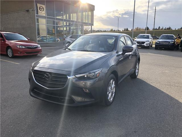 2019 Mazda CX-3 GS (Stk: K7946) in Calgary - Image 1 of 15