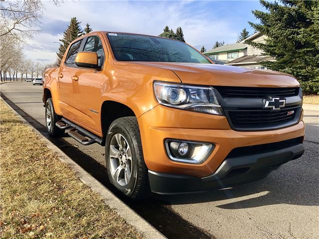2017 Chevrolet Colorado Z71 (Stk: K7914A) in Calgary - Image 1 of 11
