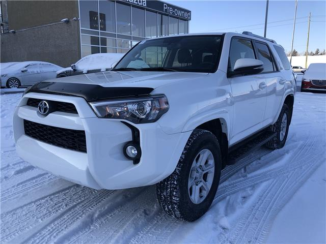 2017 Toyota 4Runner SR5 (Stk: K7943A) in Calgary - Image 1 of 18