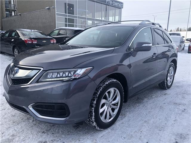 2017 Acura RDX Tech (Stk: N5049A) in Calgary - Image 1 of 16