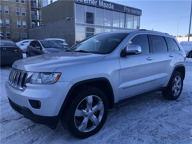 2013 Jeep Grand Cherokee Overland (Stk: N5368A) in Calgary - Image 1 of 16