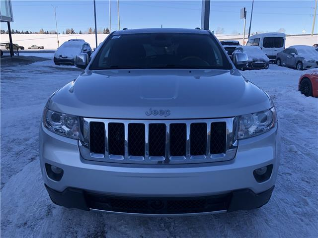 2013 Jeep Grand Cherokee Overland (Stk: N5368A) in Calgary - Image 2 of 16