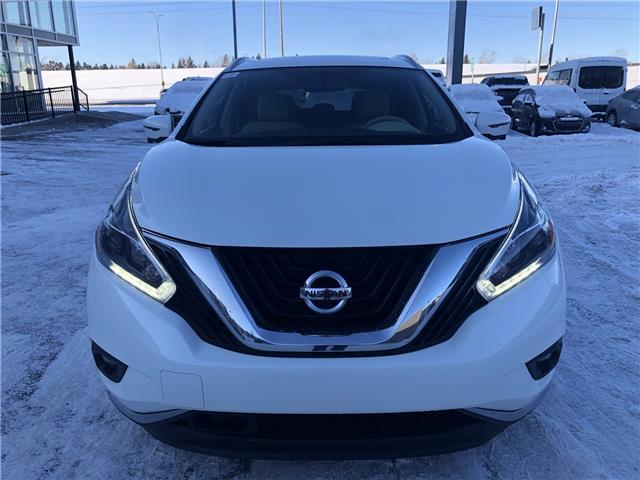 2018 Nissan Murano SL (Stk: N4466A) in Calgary - Image 2 of 17