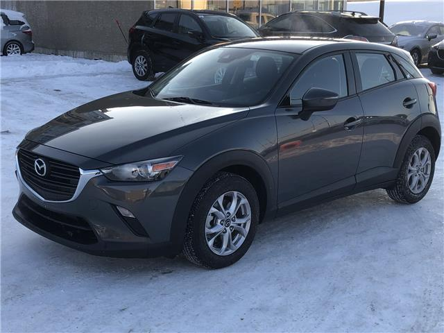 2019 Mazda CX-3 GS (Stk: K8025) in Calgary - Image 1 of 20