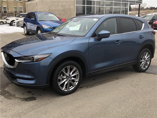 2019 Mazda CX-5 GT (Stk: K8097) in Calgary - Image 1 of 21