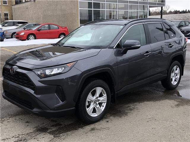 2019 Toyota RAV4 LE (Stk: K8102) in Calgary - Image 1 of 20