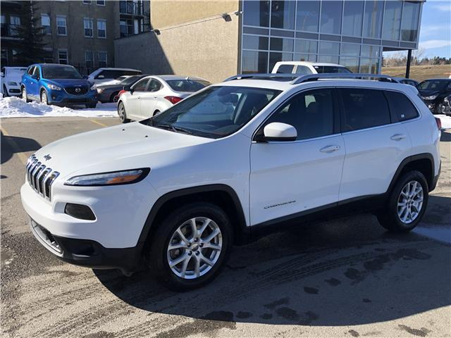 2016 Jeep Cherokee North (Stk: N5722A) in Calgary - Image 1 of 27