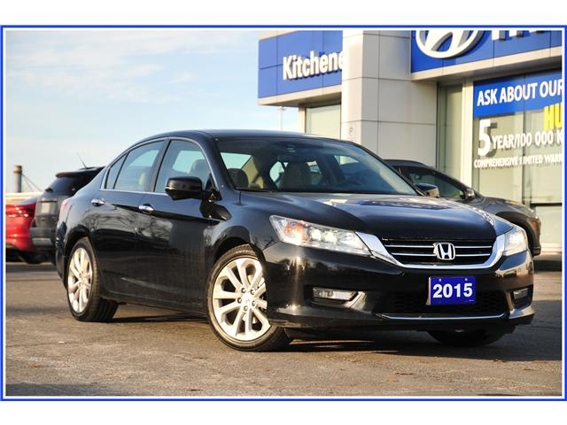 2015 Honda Accord Touring (Stk: OP3815) in Kitchener - Image 1 of 15