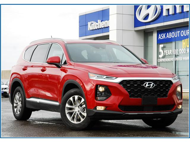 2019 Hyundai Santa Fe ESSENTIAL (Stk: OP3837) in Kitchener - Image 1 of 14