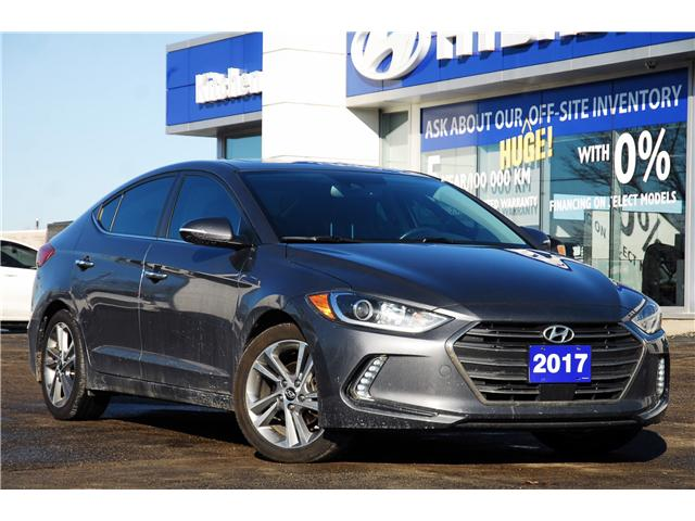 2017 Hyundai Elantra Limited Ultimate (Stk: 58064A) in Kitchener - Image 1 of 15