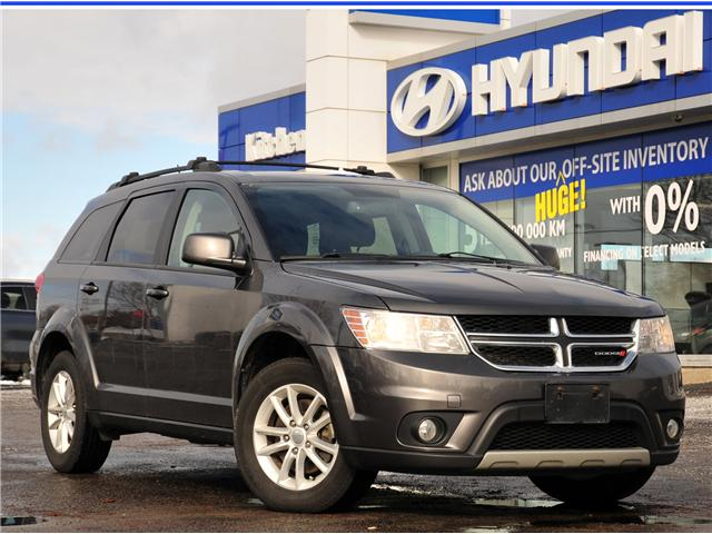 2014 Dodge Journey SXT (Stk: 58363A) in Kitchener - Image 1 of 12