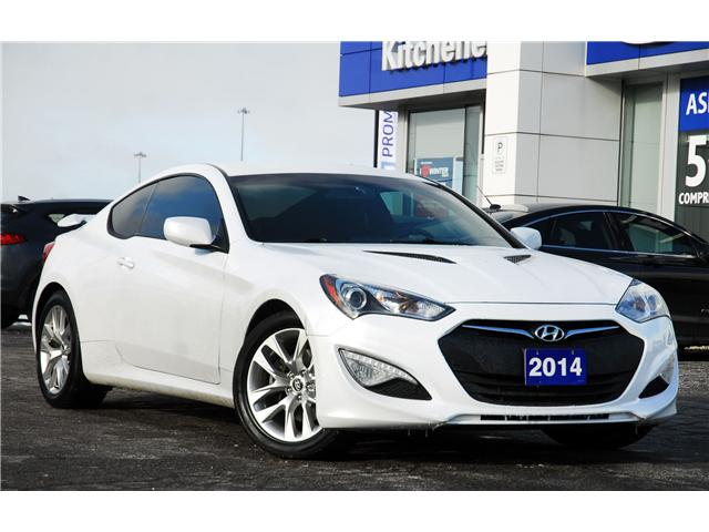 2014 Hyundai Genesis Coupe 2.0T (Stk: 58552A) in Kitchener - Image 1 of 10