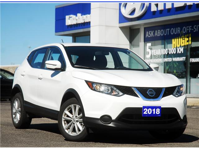 2018 Nissan Qashqai S (Stk: OP3806) in Kitchener - Image 1 of 12