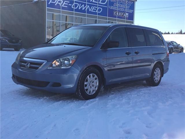 2007 Honda Odyssey LX (Stk: N3719AA) in Calgary - Image 1 of 18