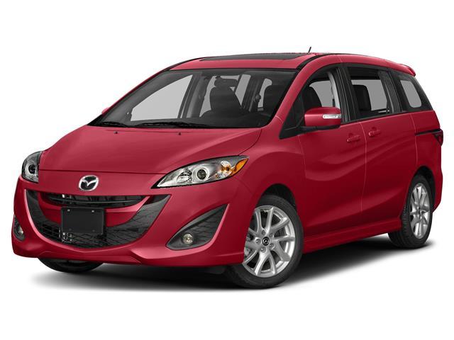 2017 Mazda Mazda5 GT (Stk: K7743) in Calgary - Image 1 of 9