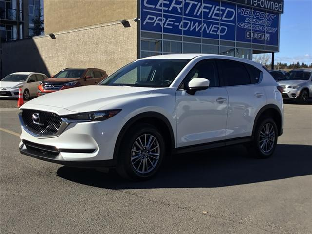 2018 Mazda CX-5 GS (Stk: K7738) in Calgary - Image 1 of 23
