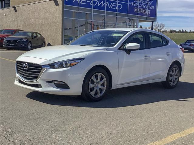 2017 Mazda Mazda3 GX (Stk: K7550) in Calgary - Image 1 of 23
