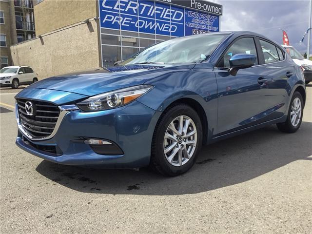 2018 Mazda Mazda3 Sport GS (Stk: K7733) in Calgary - Image 1 of 17