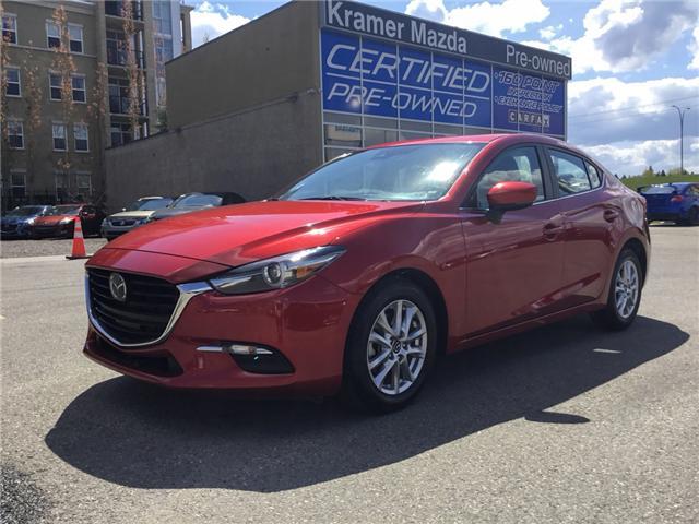 2018 Mazda Mazda3 GS (Stk: K7735) in Calgary - Image 1 of 16