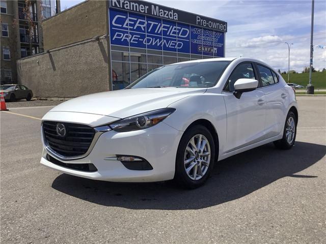2018 Mazda Mazda3 Sport GS (Stk: K7725) in Calgary - Image 1 of 17