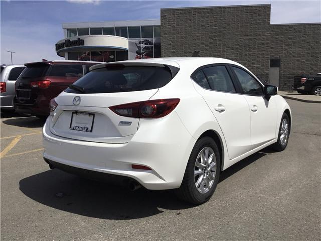 2018 Mazda Mazda3 Sport GS (Stk: K7725) in Calgary - Image 5 of 17