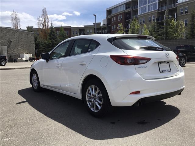 2018 Mazda Mazda3 Sport GS (Stk: K7725) in Calgary - Image 7 of 17