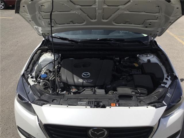 2018 Mazda Mazda3 Sport GS (Stk: K7725) in Calgary - Image 15 of 17