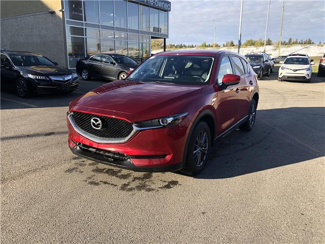 2018 Mazda CX-5 GS (Stk: K7727) in Calgary - Image 1 of 15