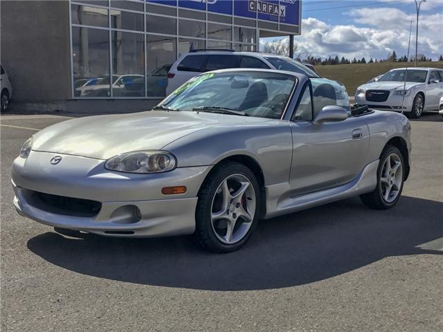 2001 Mazda MX-5 Miata 1.8 (Stk: K7643) in Calgary - Image 1 of 20